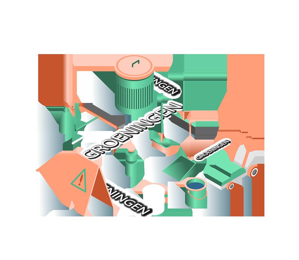 Schoonmaakbedrijf Groeningen