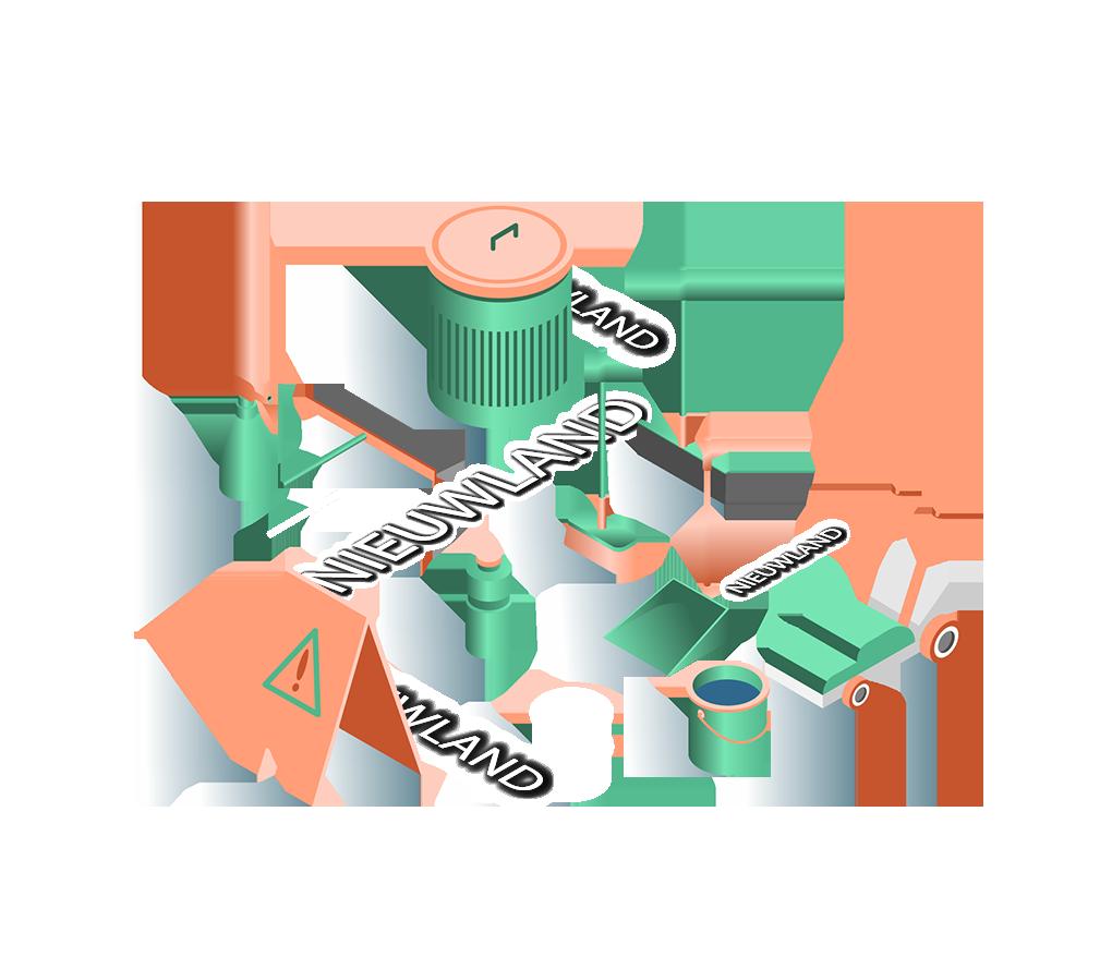 Schoonmaakbedrijf Nieuwland
