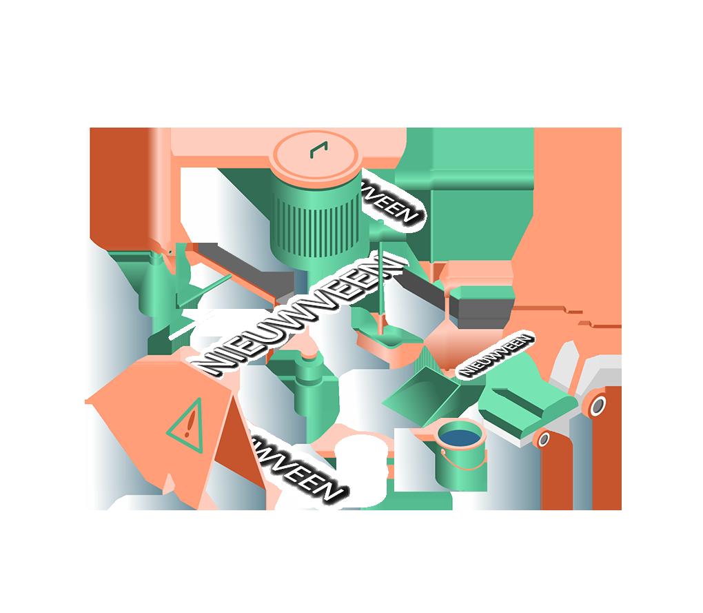 Schoonmaakbedrijf Nieuwveen