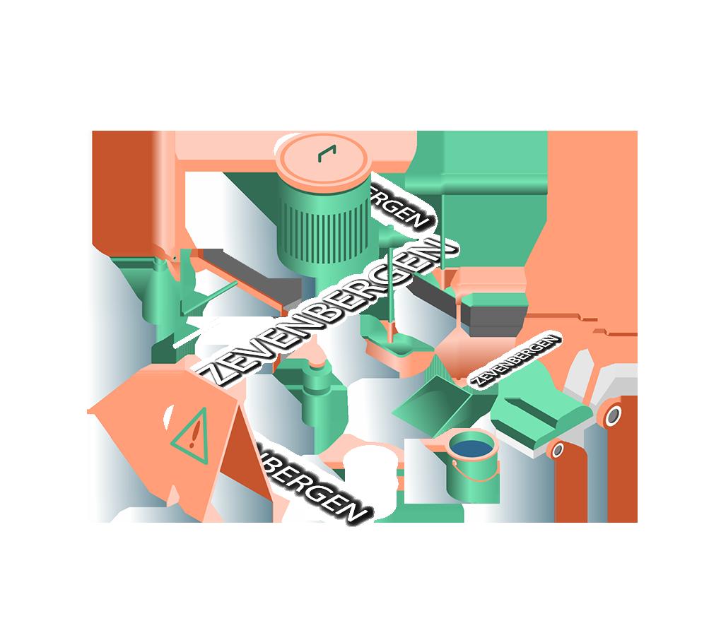 Schoonmaakbedrijf Zevenbergen